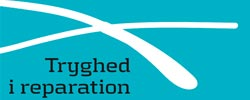 Tryghed i reperation logo